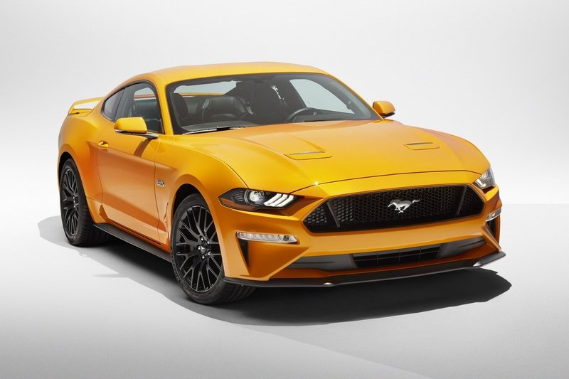 2018 Ford Mustang High Resolution Exterior - image 702956