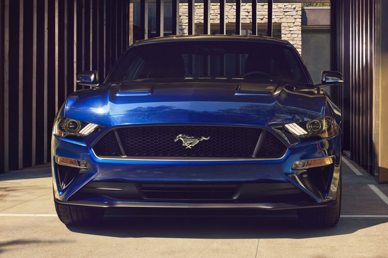 2018 Ford Mustang High Resolution Exterior - image 702965