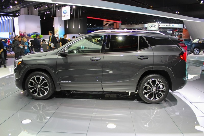 2018 GMC Terrain High Resolution Exterior AutoShow - image 701411