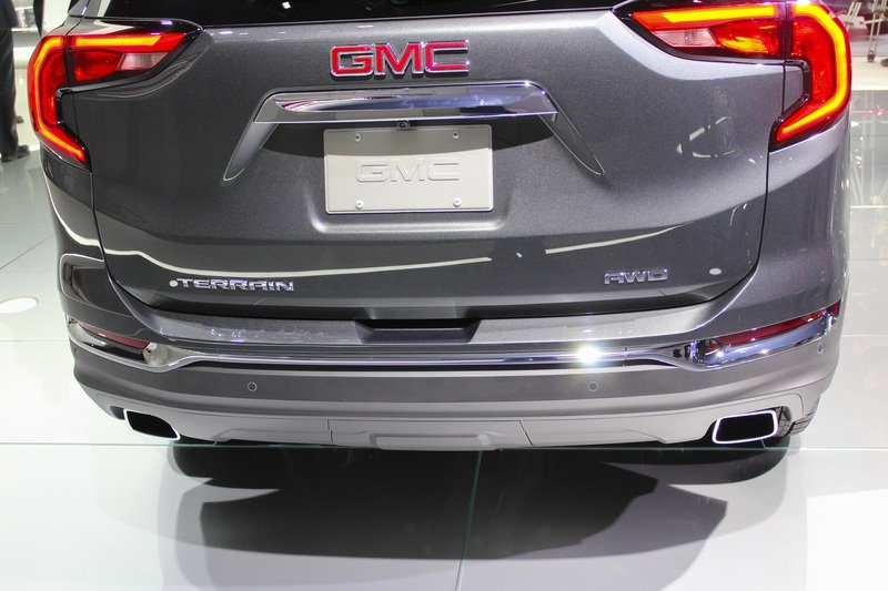 2018 GMC Terrain High Resolution Exterior AutoShow - image 701419
