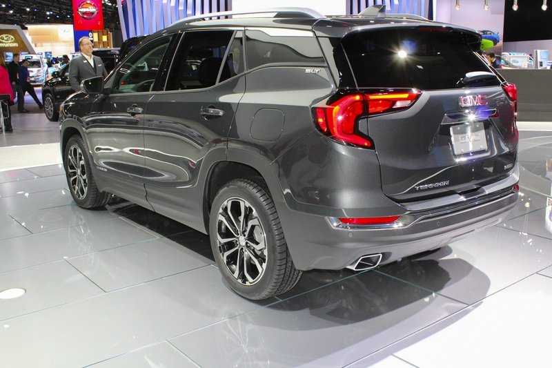 2018 GMC Terrain High Resolution Exterior AutoShow - image 701424