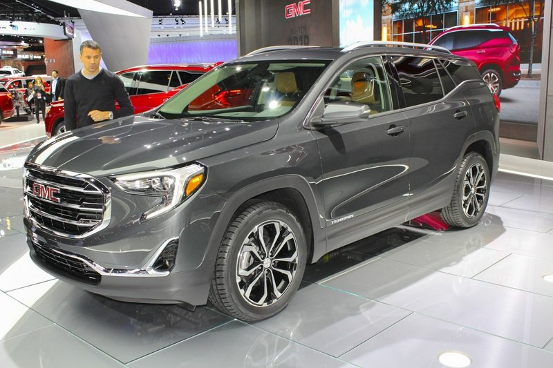 2018 GMC Terrain High Resolution Exterior AutoShow - image 701438