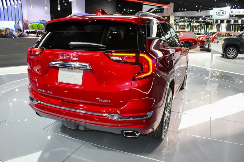 2018 GMC Terrain High Resolution Exterior AutoShow - image 701446