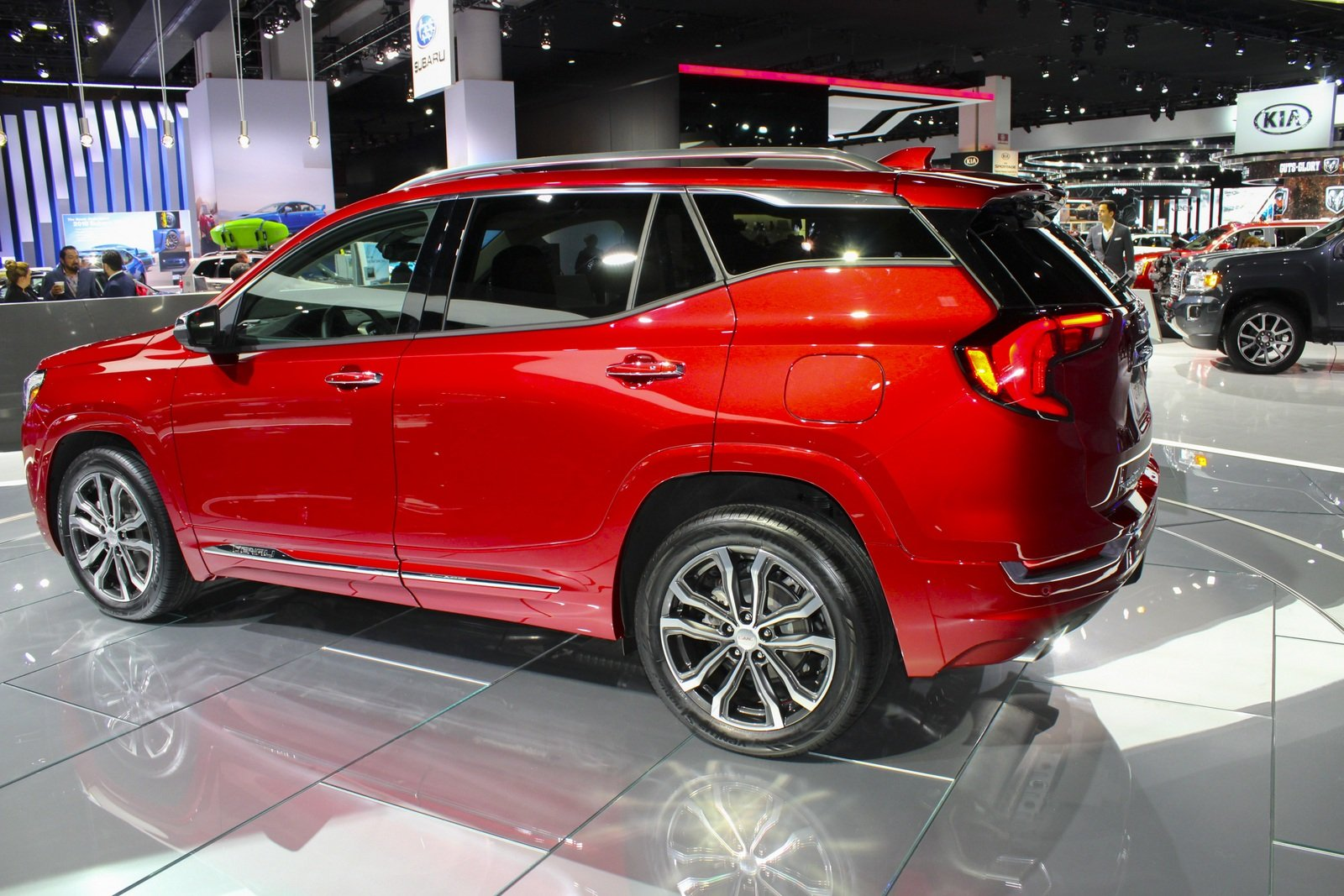 2018 Gmc Terrain Picture 701449 Car Review Top Speed