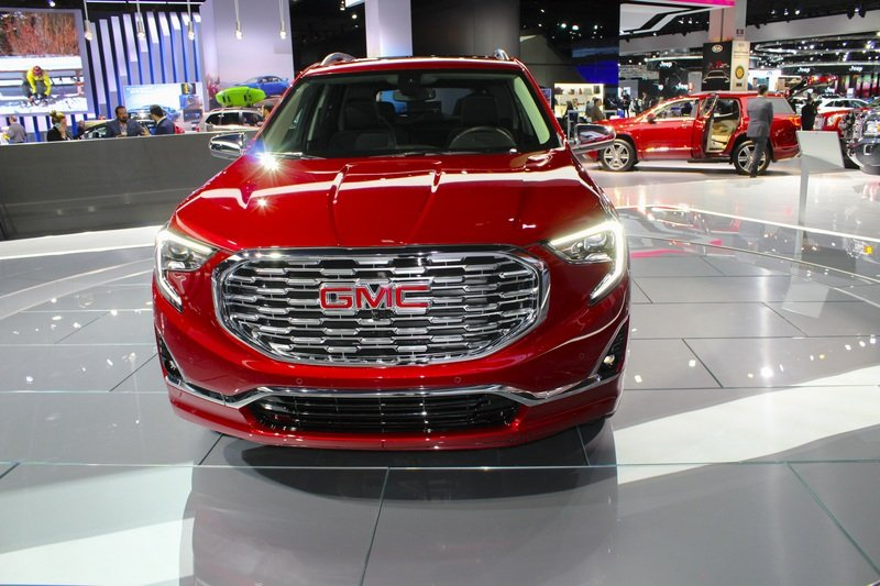 2018 GMC Terrain High Resolution Exterior AutoShow - image 701453