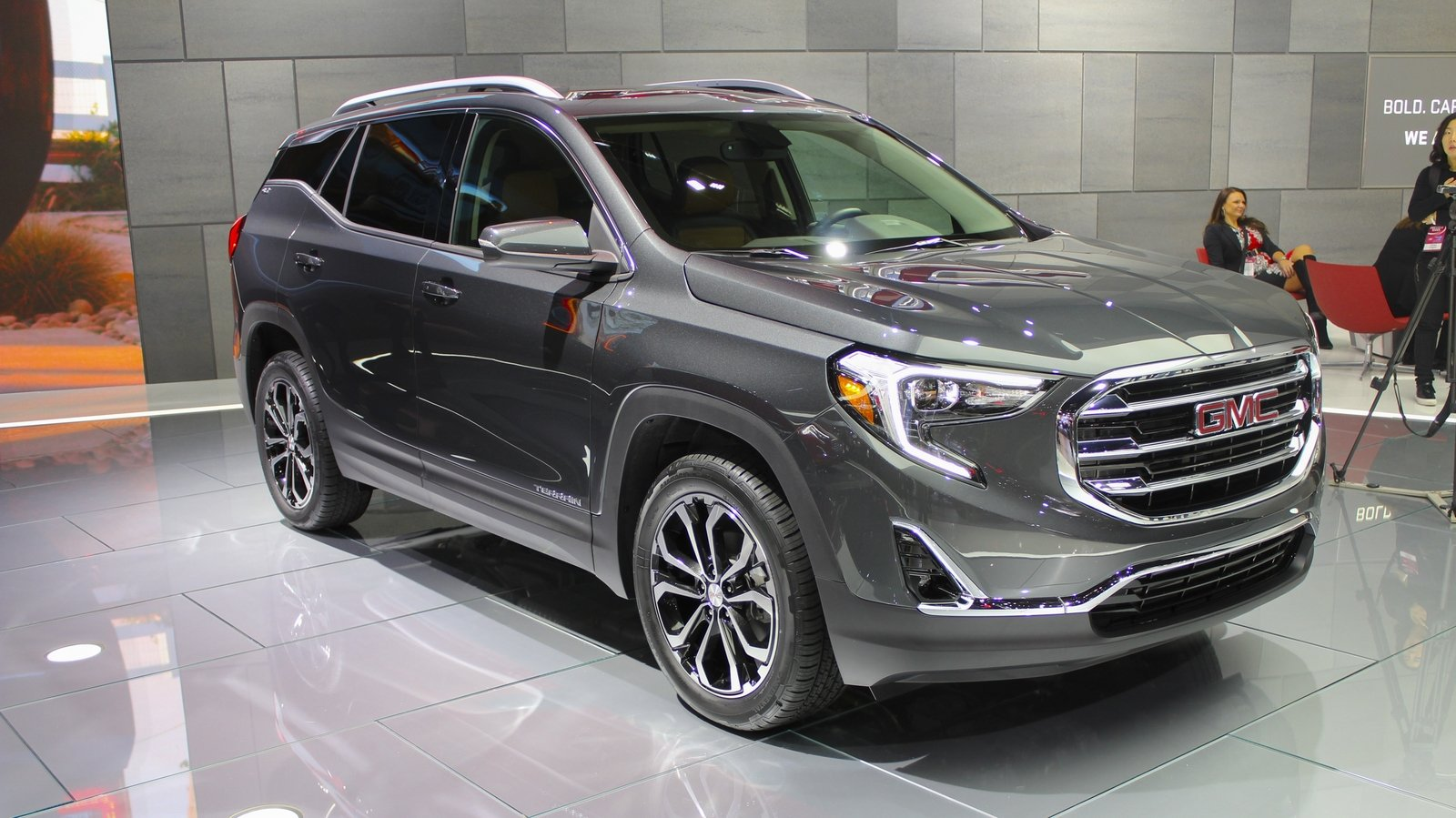 2018 gmc terrain review top speed. Black Bedroom Furniture Sets. Home Design Ideas