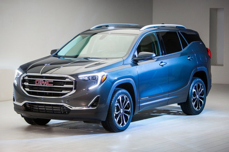 2018 GMC Terrain High Resolution Exterior AutoShow - image 700498