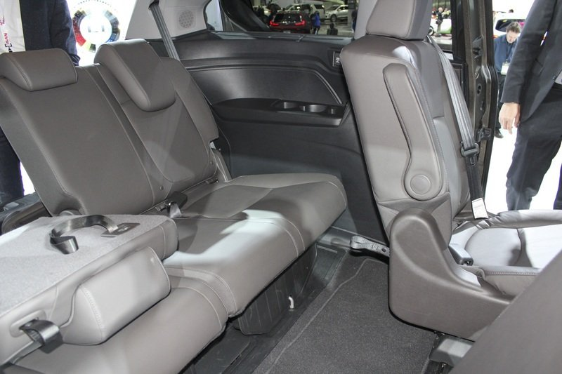 2018 Honda Odyssey High Resolution Interior AutoShow - image 702281