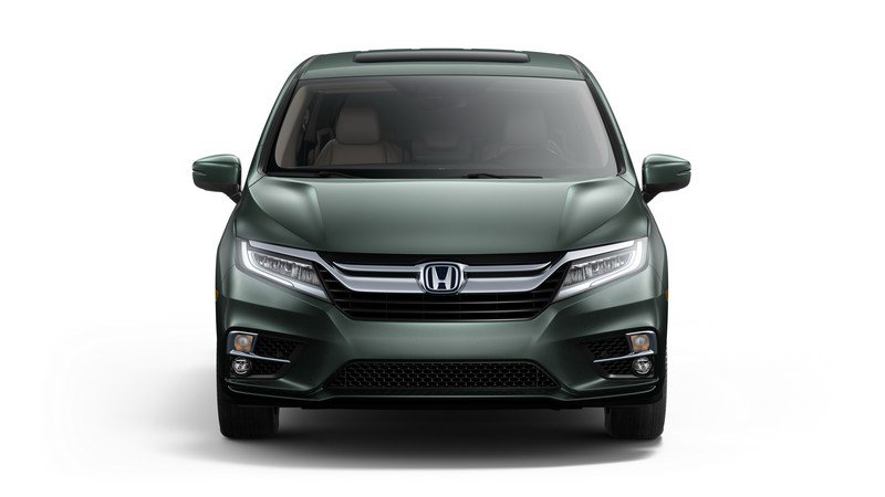 2018 Honda Odyssey High Resolution Exterior - image 700651