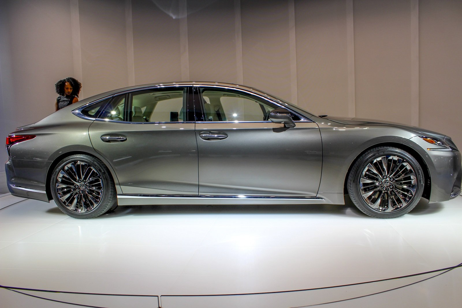 2018 Lexus Ls 500 Picture 702640 Car Review Top Speed