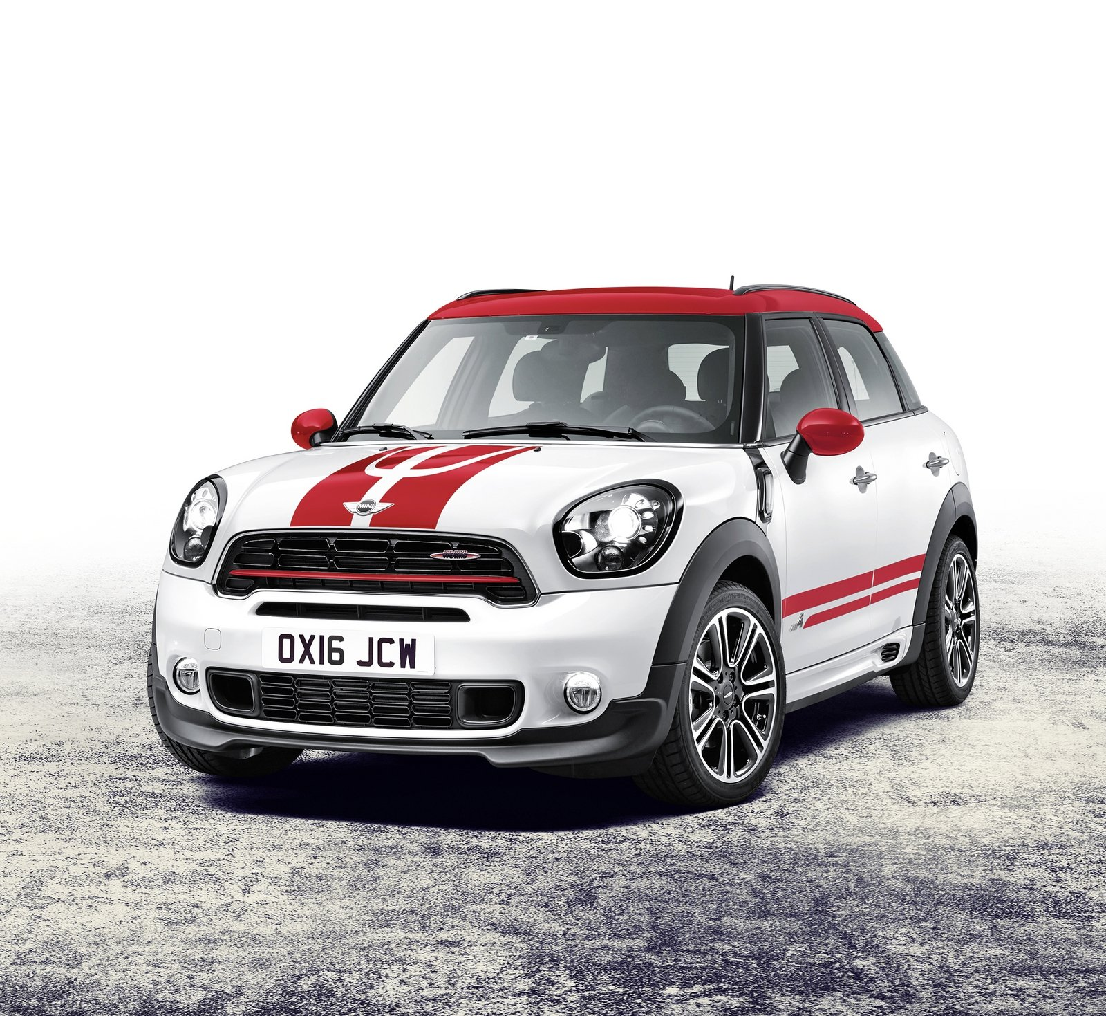 2018 mini countryman john cooper works review top speed. Black Bedroom Furniture Sets. Home Design Ideas