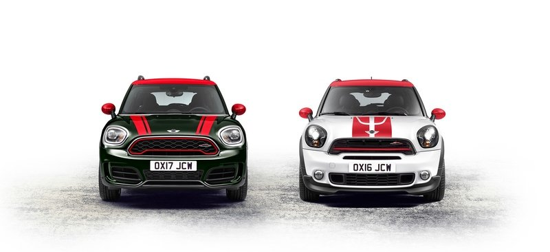 2018 Mini Countryman John Cooper Works Unveiled