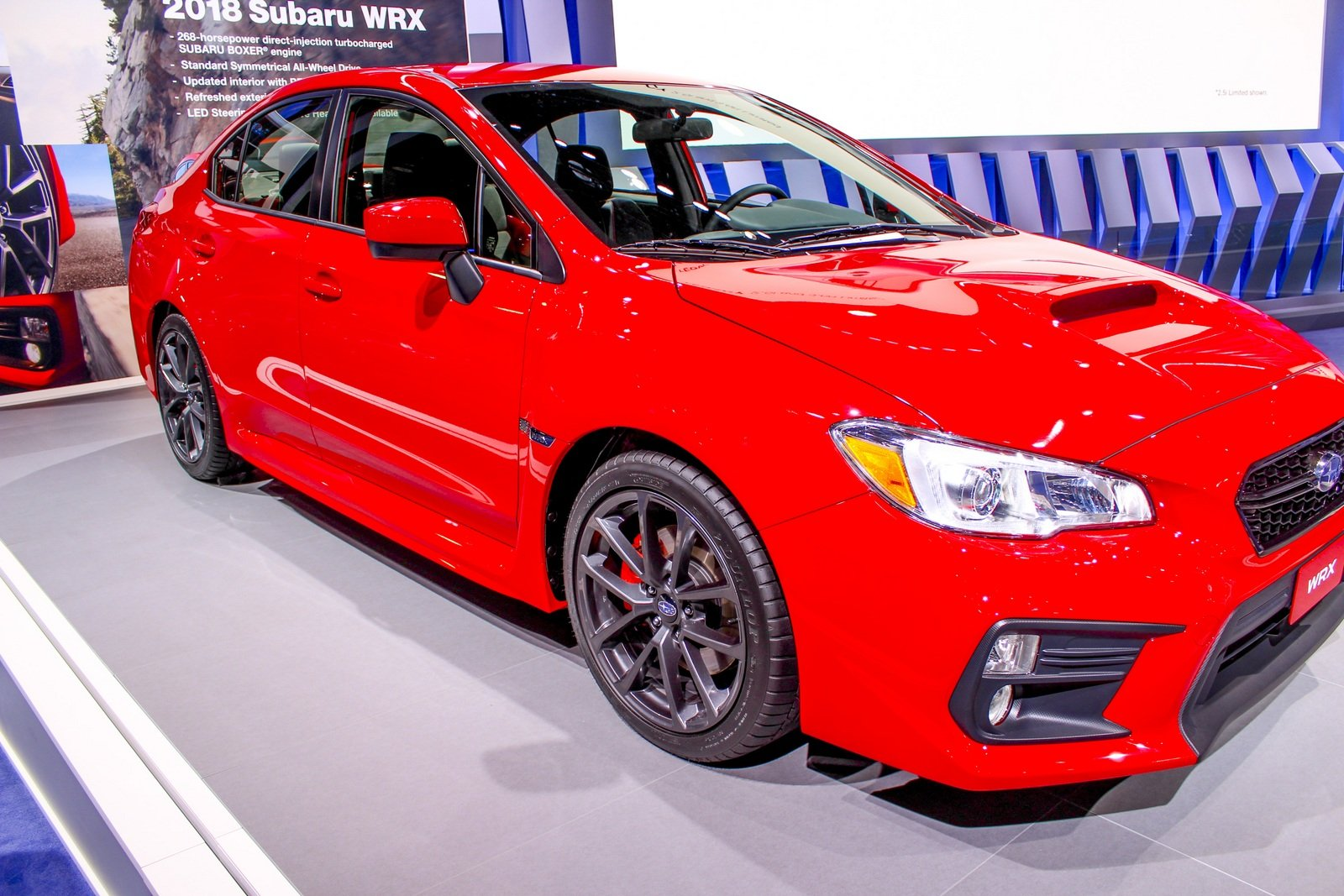 2018 subaru wrx picture 702540 car review top speed. Black Bedroom Furniture Sets. Home Design Ideas