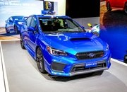 It's Not Much but the Subaru WRX STI Will Get a Minor Bump in Power for 2019 - image 702499