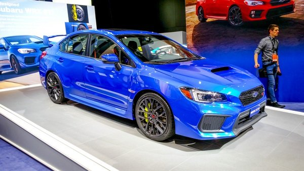 2018 Subaru Wrx Sti Review Top Speed