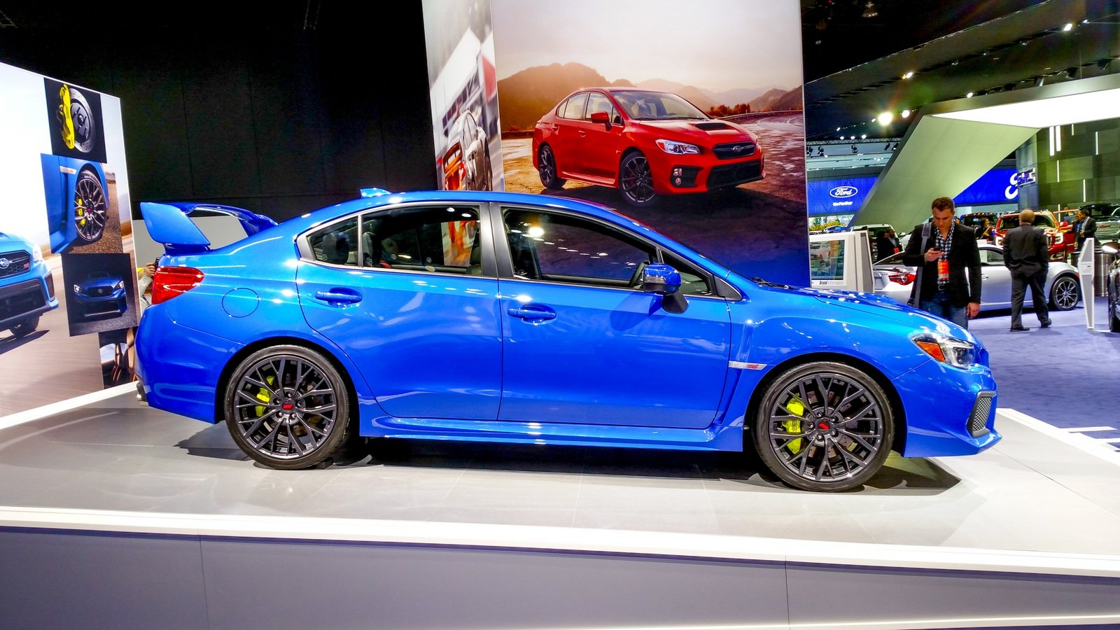 2018 subaru wrx sti picture 702502 car review top speed. Black Bedroom Furniture Sets. Home Design Ideas