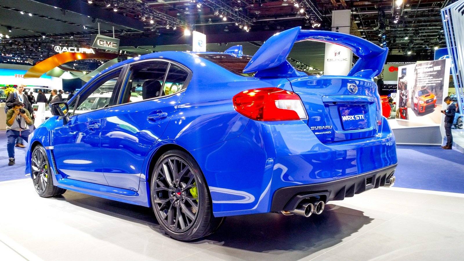2018 subaru wrx sti picture 702506 car review top speed. Black Bedroom Furniture Sets. Home Design Ideas