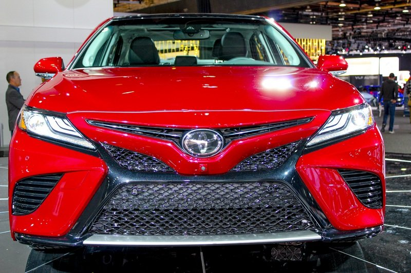 2018 Toyota Camry High Resolution Exterior AutoShow - image 702375