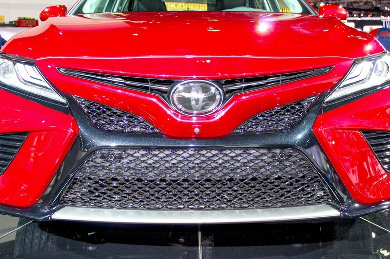 2018 Toyota Camry High Resolution Exterior AutoShow - image 702377