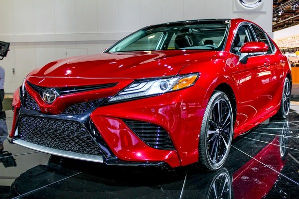 2018 toyota camry car review top speed. Black Bedroom Furniture Sets. Home Design Ideas
