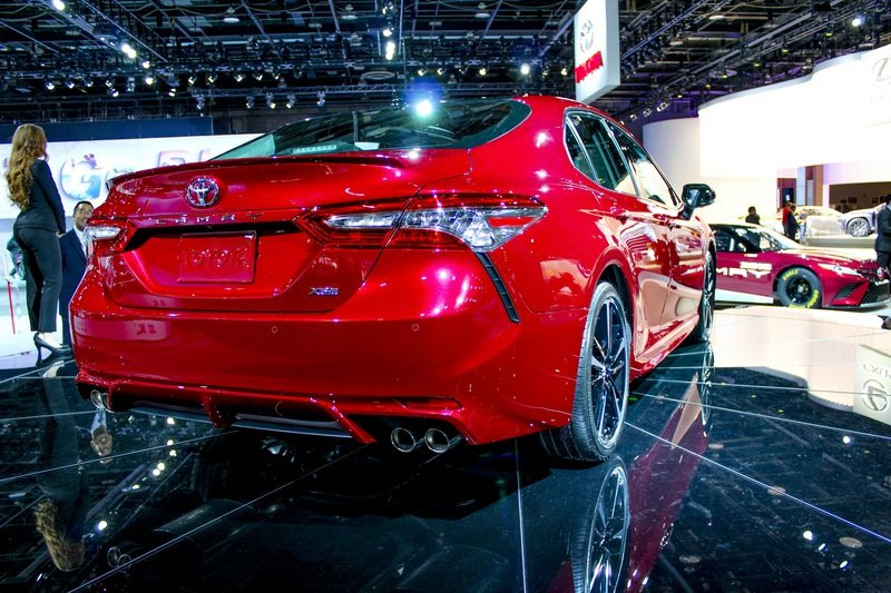 2018 Toyota Camry High Resolution Exterior AutoShow - image 702366