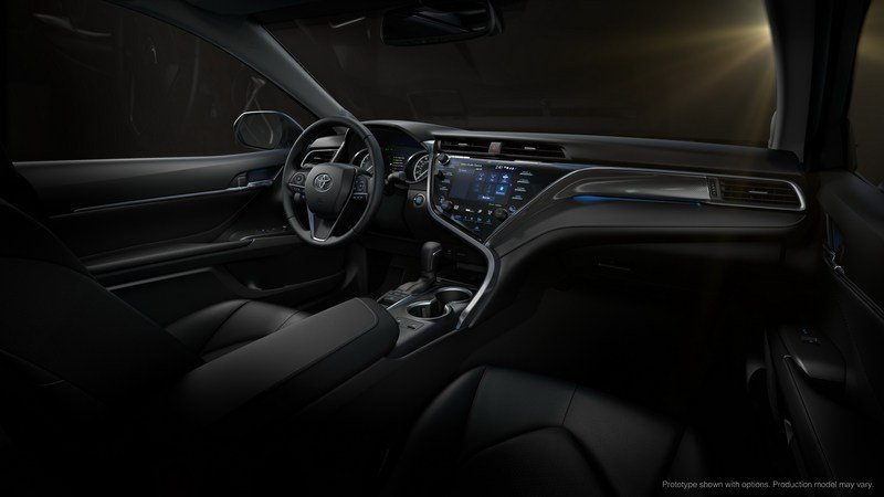 2018 toyota camry xse manual transmission