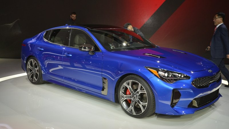 All Eyes Are On Kia And The Stinger Now