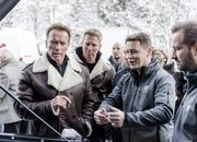 Arnold Schwarzenegger Goes Terminator on Climate Change; Gets Custom, All-Electric Mercedes G-Class - image 703537