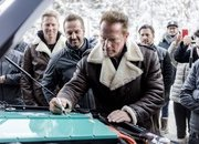 Arnold Schwarzenegger Goes Terminator on Climate Change; Gets Custom, All-Electric Mercedes G-Class - image 703538