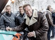 Arnold Schwarzenegger Goes Terminator on Climate Change; Gets Custom, All-Electric Mercedes G-Class - image 703539