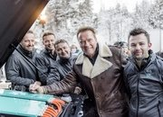 Arnold Schwarzenegger Goes Terminator on Climate Change; Gets Custom, All-Electric Mercedes G-Class - image 703540
