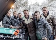 Arnold Schwarzenegger Goes Terminator on Climate Change; Gets Custom, All-Electric Mercedes G-Class - image 703541