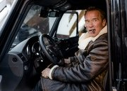 Arnold Schwarzenegger Goes Terminator on Climate Change; Gets Custom, All-Electric Mercedes G-Class - image 703542