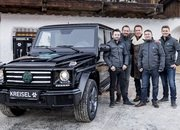 Arnold Schwarzenegger Goes Terminator on Climate Change; Gets Custom, All-Electric Mercedes G-Class - image 703544