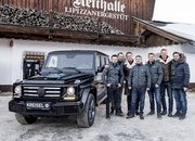 Arnold Schwarzenegger Goes Terminator on Climate Change; Gets Custom, All-Electric Mercedes G-Class - image 703545