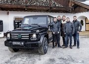Arnold Schwarzenegger Goes Terminator on Climate Change; Gets Custom, All-Electric Mercedes G-Class - image 703548