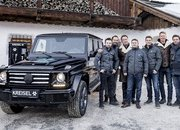 Arnold Schwarzenegger Goes Terminator on Climate Change; Gets Custom, All-Electric Mercedes G-Class - image 703524