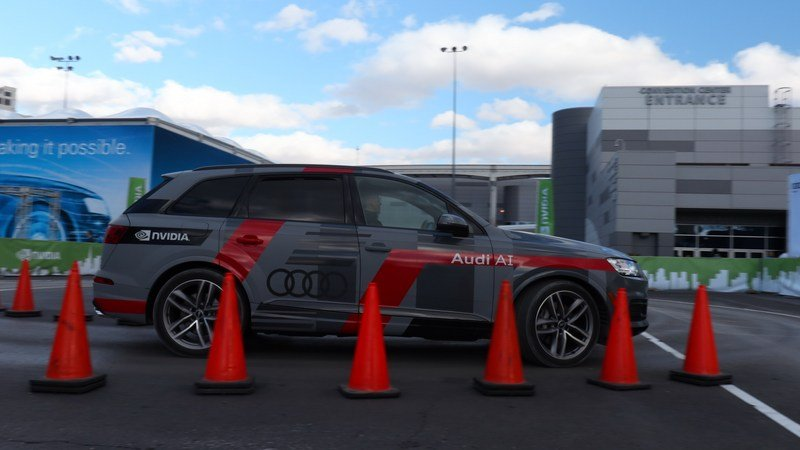 Audi Unveils New Autonomous Concept At CES, Promises Production Model in 2020