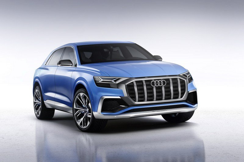 The Q8 Concept Is Proof Audi Can Still Create Bold Designs Exterior Computer Renderings and Photoshop - image 700393