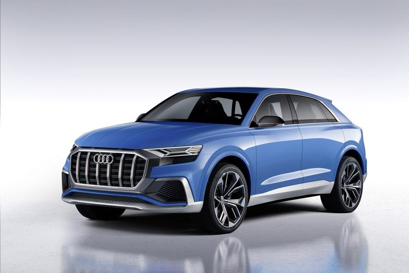 The Q8 Concept Is Proof Audi Can Still Create Bold Designs Exterior Computer Renderings and Photoshop - image 700395