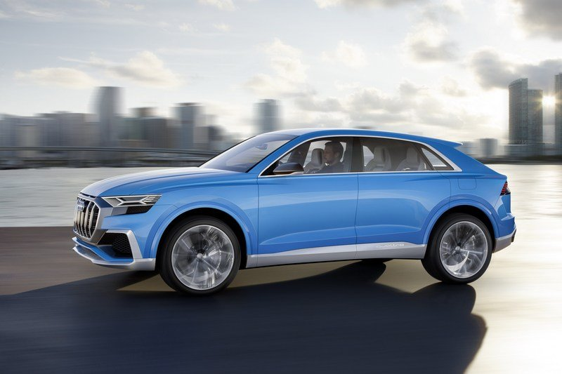 2017 Audi Q8 E-tron Concept Exterior Computer Renderings and Photoshop - image 700399