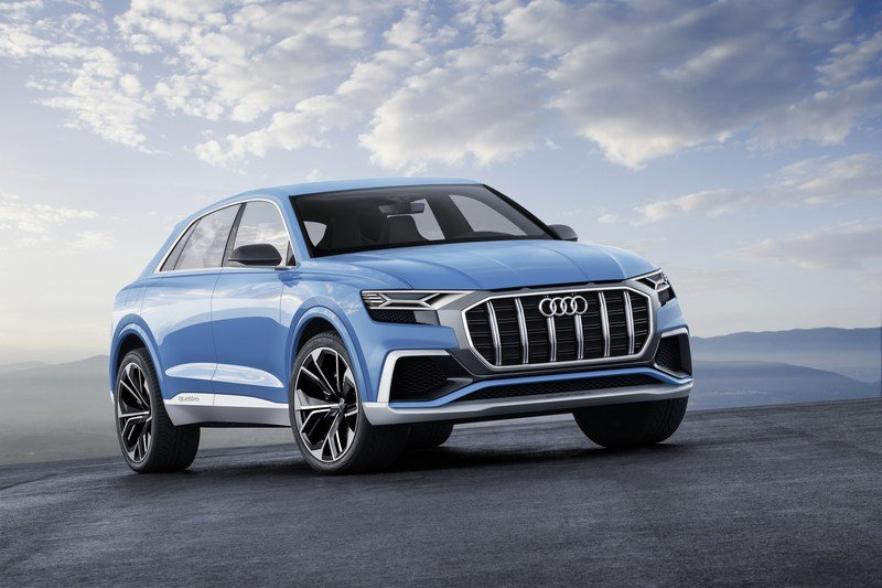 2017 Audi Q8 E-tron Concept Exterior Computer Renderings and Photoshop - image 700403
