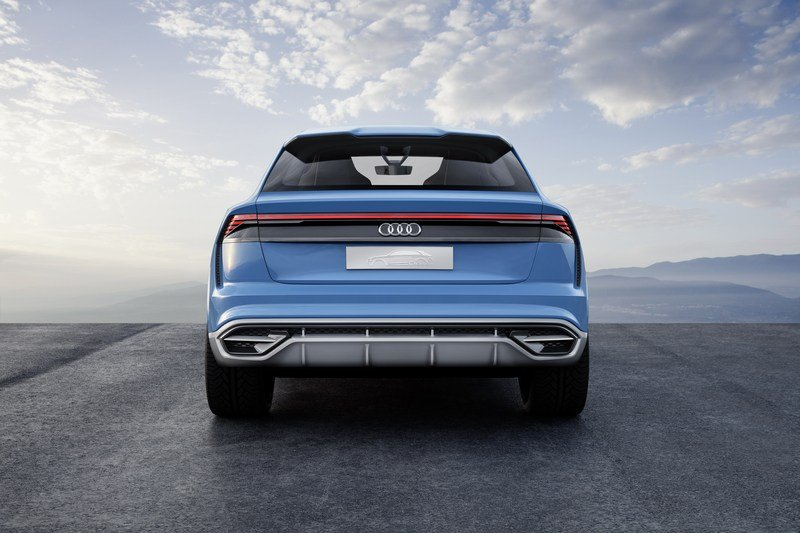 2017 Audi Q8 E-tron Concept Exterior Computer Renderings and Photoshop - image 700405