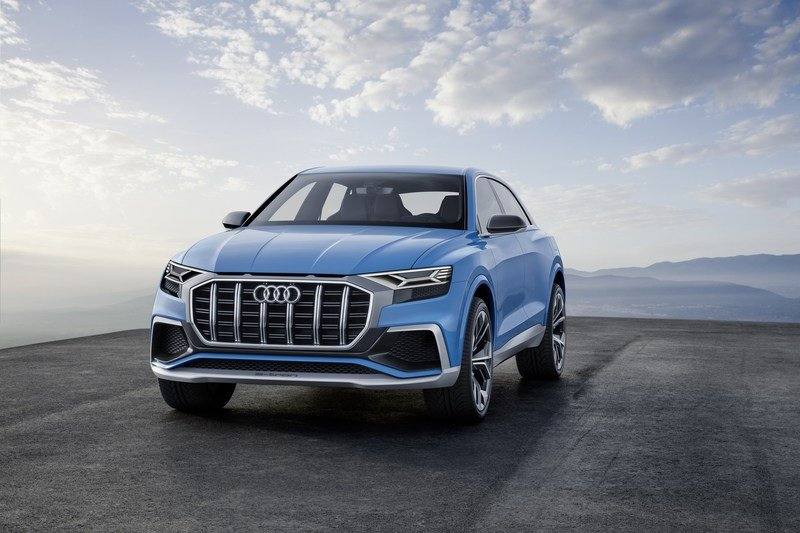 The Q8 Concept Is Proof Audi Can Still Create Bold Designs