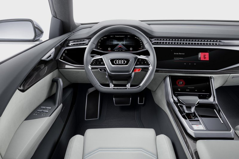 2017 Audi Q8 E-tron Concept Interior Computer Renderings and Photoshop - image 700409