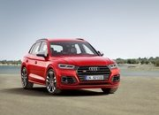 Audi Adds More Fast To The SQ5 With Extra Torque, New Air Suspension - image 700473