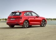Audi Adds More Fast To The SQ5 With Extra Torque, New Air Suspension - image 700474