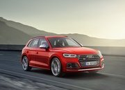 Audi Adds More Fast To The SQ5 With Extra Torque, New Air Suspension - image 700477