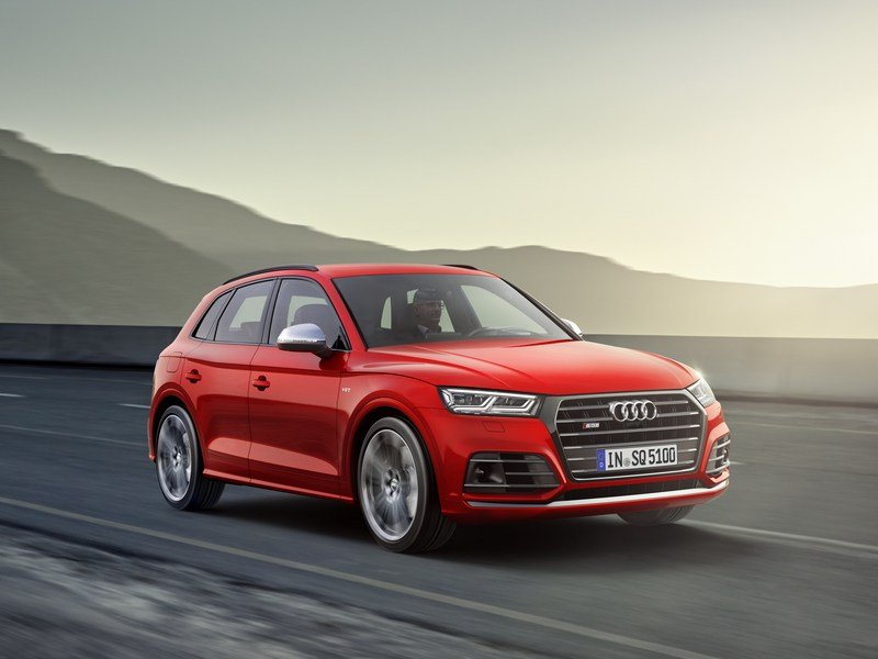 Audi Adds More Fast To The SQ5 With Extra Torque, New Air Suspension High Resolution Exterior - image 700477