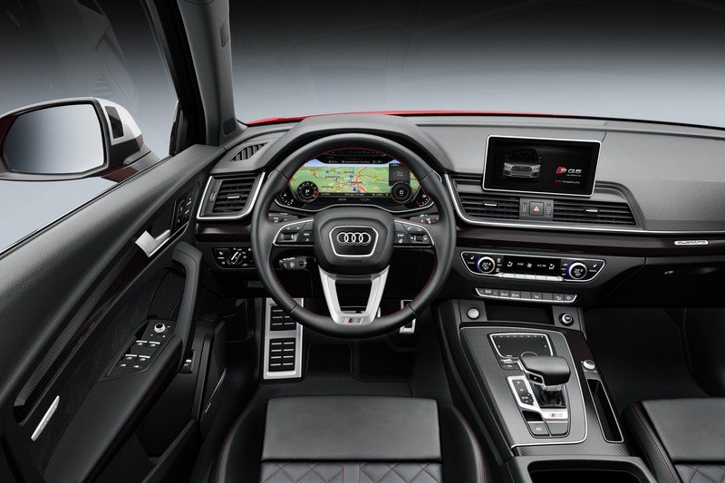 Audi Adds More Fast To The SQ5 With Extra Torque, New Air Suspension High Resolution Interior - image 700479